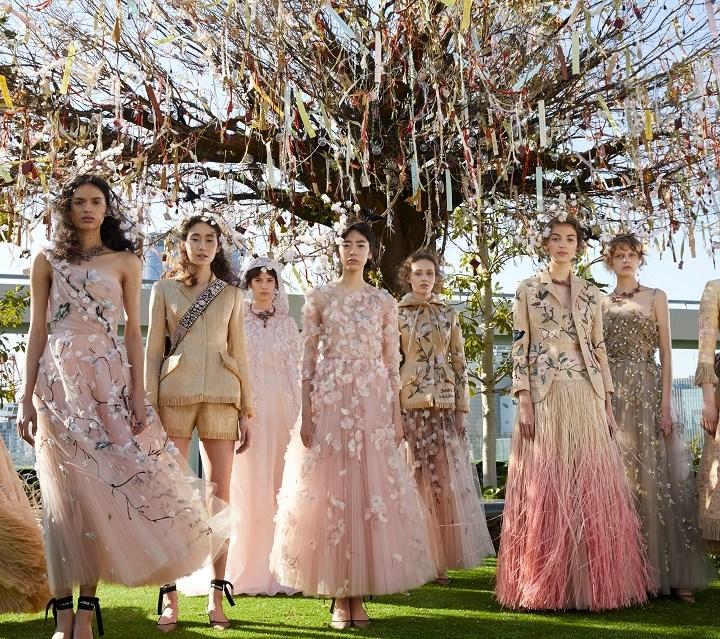Dior Couture show sbarca Tokyo