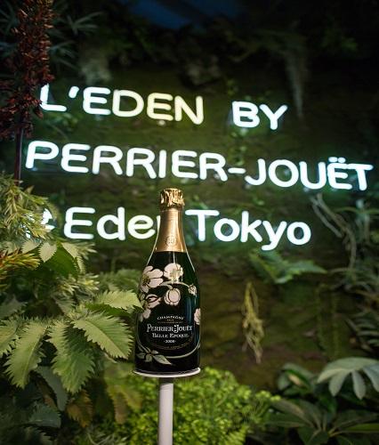 Eden by Perrier-Jouët: un fascino senza tempo ha conquistato Tokyo