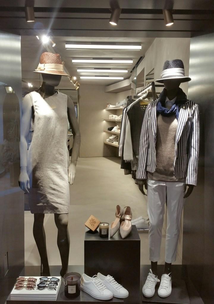 Eleventy inaugura una boutique a Porto Cervo