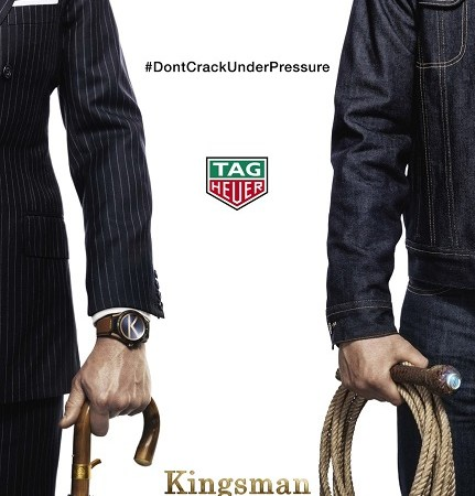 TAG Heuer Connected protagonista di Kingsman:The Golden Circle