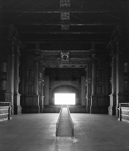 Sono arrivate a Torino Le Notti Bianche di Hiroshi Sugimoto