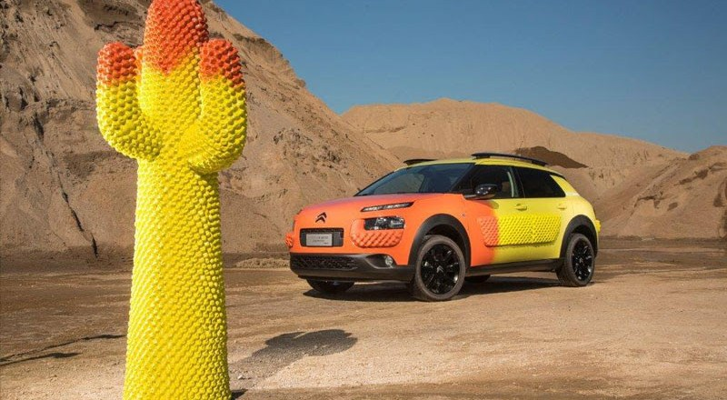 C4 Cactus Unexpected by Gufram – Milano Design Week #20