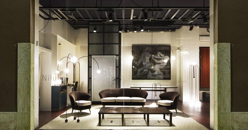 Nilufar Depot – Milano Design Week #23