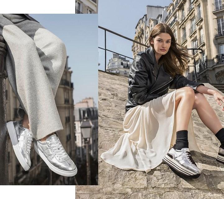 Una passeggiata a Montmartre – Hogan Fall 2017