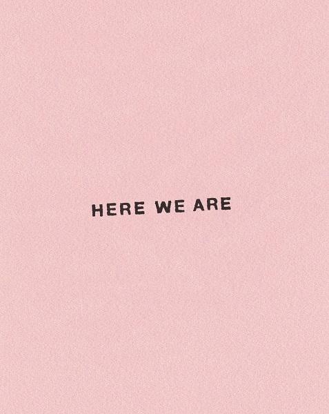 'Here We Are' – la mostra firmata Burberry