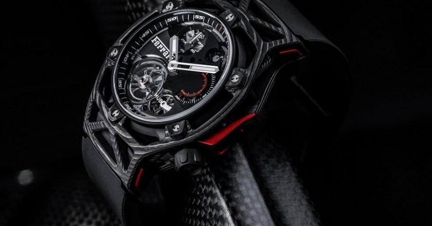 Hublot celebra i 70 anni della Ferrari