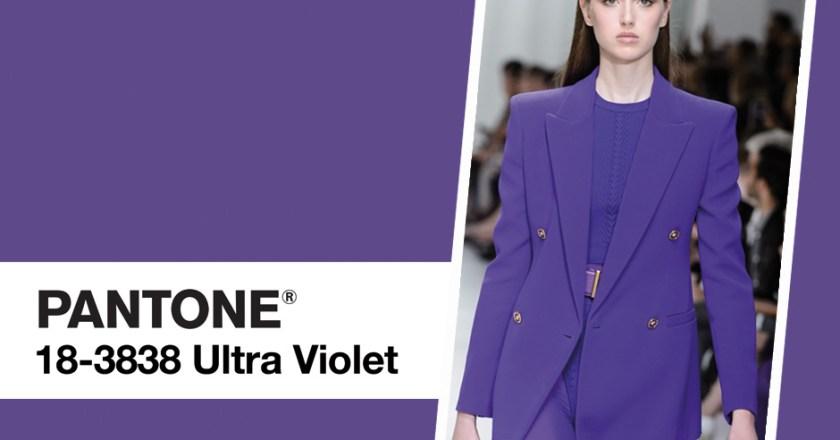 Ultraviolet: Pantone decreta il colore dell'anno per il 2018
