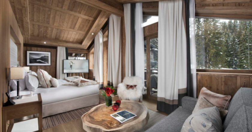 French art de vivre – scoprite il Barriere Les Neiges Courchevel
