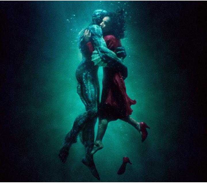 La forma dell'acqua: è uscito al cinema  film più romantico del 2018