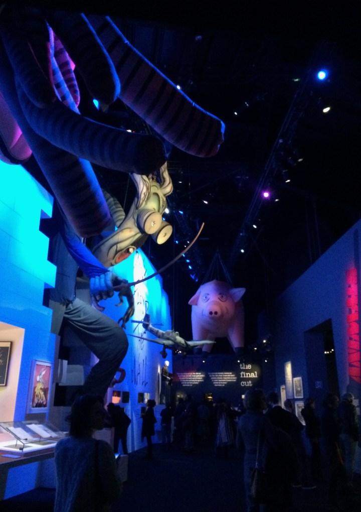 The Pink Floyd Exhibition: in mostra i titani della musica