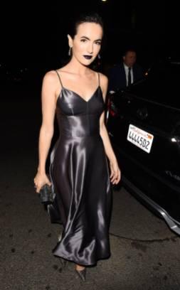 Camille Belle in Dior al Dior Addict Lacquer Plump Event, Los Angeles
