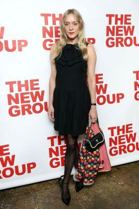 Chloe Sevigny al The New Group Gala, New York