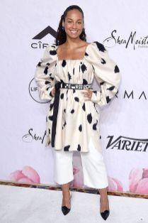 Alicia Keys in Calvin Klein al Variety's Power Of Women New York