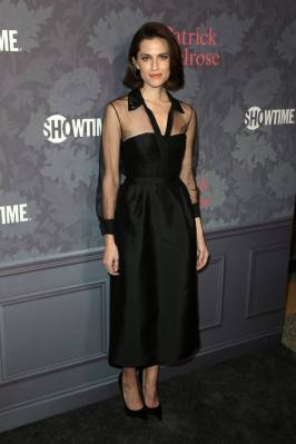 Allison Williams alla 'Patrick Melrose' premiere, Los Angeles