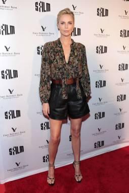 Charlize Theron al 'Tully' screening, San Francisco International Film Festival