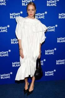 Chloe Sevigny al Montblanc party, New York