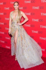 Jennifer Lopez in Zuhair Murad al Time 100 Gala, New York