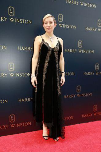 Kate Hudson all'Harry Winston store opening, Hong Kong