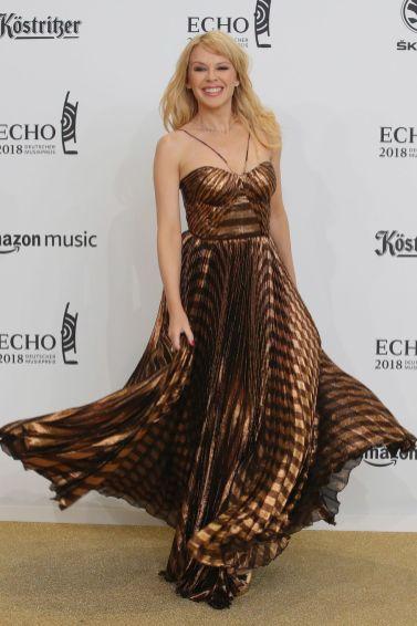 Kylie Minogue agli Echo Awards, Berlin