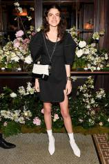 Leandra Medina in Chanel Chanel Tribeca Film Festival artists dinner, New York