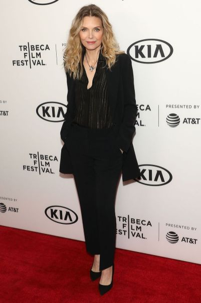 MIchelle Pfeiffer al Tribeca Film Festival After-Party, New York