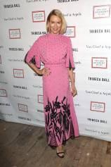 Naomi Watts in Attico al Tribeca Ball, New York