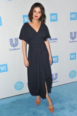 Selena Gomez in Jacquemus al WE Day, California