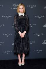Carey Mulligan in Dior al Kering Women In Motion event, Cannes Film festival