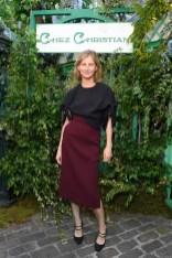 Elizabeth Von Guttman in Dior al Welcome Dinner di Christian Dior Couture S/S 2019 Cruise Collection, Paris