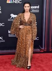 Demi Lovato in Dior Resort 2009 ai Billboard Awards 2018