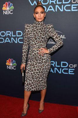 Jennifer Lopez al World Of Dance event ,Hollywood