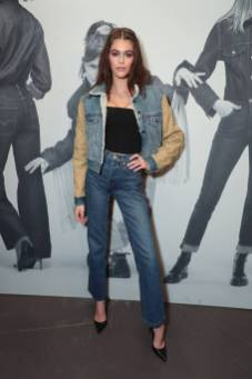Kaia Gerber al Levi's 501 Day, Los Angeles