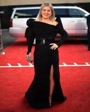Kelly Clarkson in Christian Siriano ai Billboard Awards 2018
