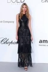 Martha Hunt all'amfAR Gala, Cannes