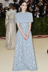 Rooney Mara in Givenchy al Met Gala 2018