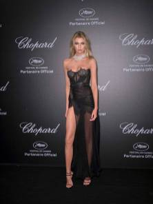 Stella Maxwell al Secret Chopard party, Cannes