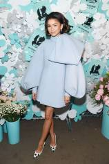 Zendaya al Tiffany & Co Paper Flowers Event And Believe In Dreams Campaign Launch, New York