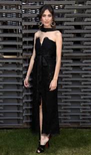 Alexa Chung in Chanel al Serpentine Summer Party 2018, London