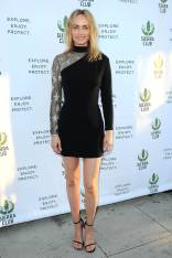 Amber Valletta alla 'Reinventing Power' Premiere, Los Angeles