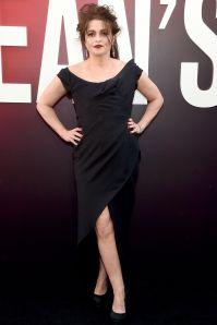 Helena Boham Carter in Vivienne Westwood all''Ocean's 8' World Premiere, New York