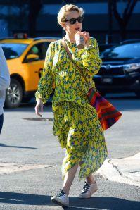 Kate Hudson in Preen, New York.