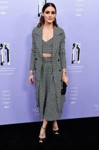 Olivia Palermo ai ai Fragrance Foundation Awards, New York