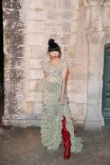 Susanna Lau in Gucci al Gucci Cruise 2019 Show, Arles, France