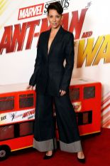 Evangeline Lilly al London photocall di Ant-Man and the Wasp
