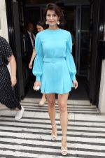 Gemma Arterton in Emilia Wickstead, London