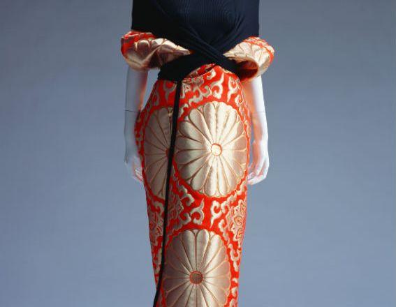 Kimono Refashioned: 1970s-Now! A ottobre il Giappone raccontera' la moda