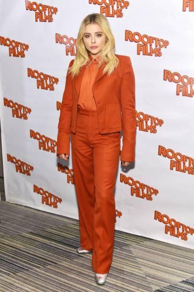 Chloe Grace Moretz in Lorod al 'The Miseducation of Cameron Post' film premiere, New York