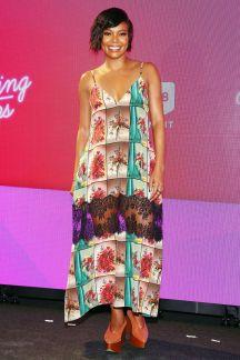 Gabrielle Union in Stella McCartney al #BlogHer18 Creators Summit,New York