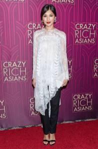 Gemma Chan al 'Crazy Rich Asians' screening, Philadelphia
