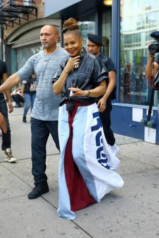 Janet Jackson, NY